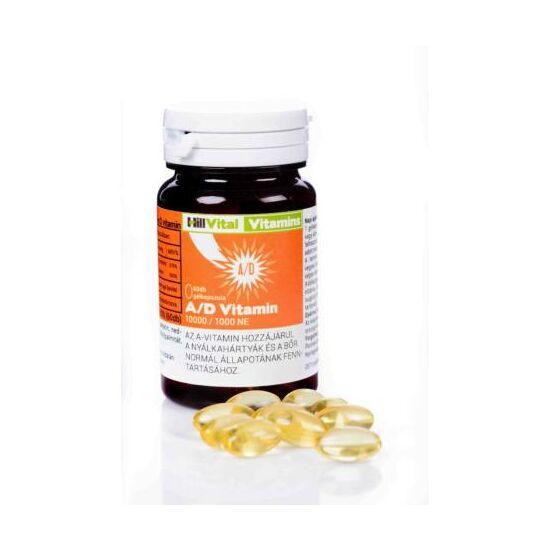 A-D vitamin