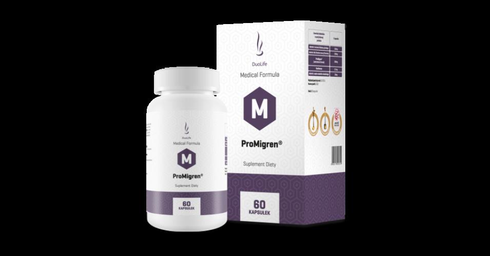 DuoLife ProMigren - az idegrendszer megfelelő működéséért